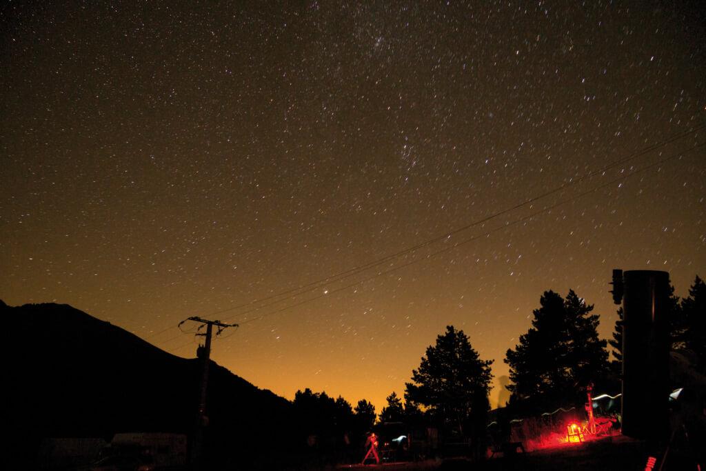 Festival d'astronomie de Mantet © Olivia Colas